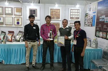 K2 participation in Sthapatya -2019 Exhibition at Surat from